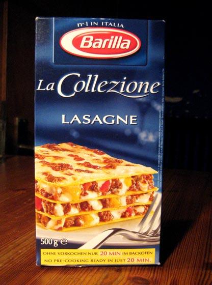 fleisch lasagne rezept